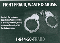 Fight Fraud, Waste & Abuse